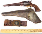 Remington .44 caliber pistol