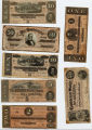 Confederate currency 1