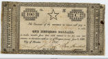 Republic of Texas Star Notes