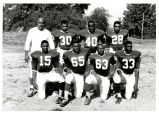 E.J. Campbell Football Players and Coach