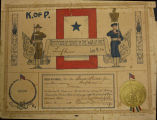 Sam H. Kerr Jr. World War I Scrapbook