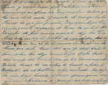 Last Will & Testament, Partial, 1847
