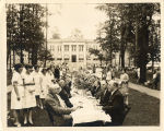 Entertaining on Campus, c. 1930