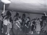 Senior Class Sock Hop, October 1953