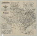 Official Highway Map of Texas