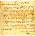 Charles S. Taylor letter, February 18, 1840