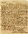 Charles S. Taylor letter, March 12, 1841