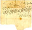 Charles S. Taylor Letter, January 10, 1844