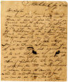 Charles S. Taylor Letter, January 16, 1844