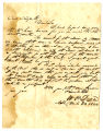 Charles S. Taylor Letter, March 30, 1844