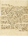Charles S. Taylor Letter, July 4, 1844