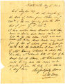 Charles S. Taylor Letter, August 9, 1844