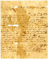 Charles S. Taylor Letter, March 26, 1845