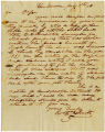 Charles S. Taylor Letter, July 1, 1845