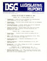 DSG legislative report, 1979-12 (Dec)