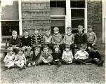 Demonstration School 1st Grade Class