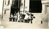 Demonstration School 2nd Grade Girls