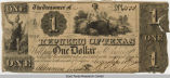 One Dollar Note, 1840