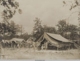 Thompson and Ford Lumber Company Camp