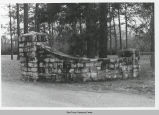 Stone Gate from Camp Lufkin