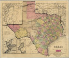 Texas Roads & Counties
