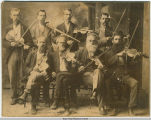 Boss Fiddlers of East Texas