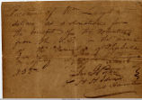 1835 Donation to U.S. Volunteers