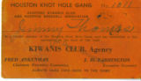 Club Card - Front