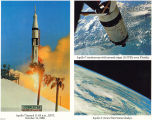 Apollo 7 Launch and Space Flight