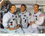 Apollo 7 Astronauts Group Picture