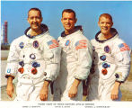 Apollo 9 Crew Group Picture