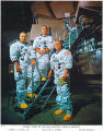 Apollo 8 Astronauts Group Picture