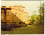 Preparing the Caboose to Move It