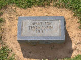 Thomason, Infant