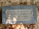 McMullen, Mary Jacqueline Spradley