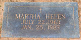 Hight, Martha Helen