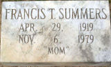 Summers, Francis T.