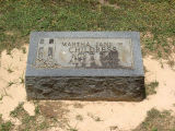 Childress, Martha Jane W.
