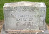 Bates, James Robert