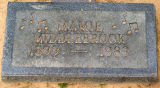 Middlebrook, Mamie