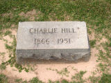 Hill, Charlie