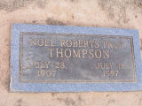 Thompson, Noel Roberts Pack