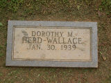 Wallace, Dorothy M. Herd