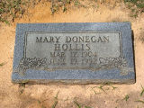 Hollis, Mary Donegan