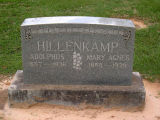 Hillenkamp, Mary Agnes