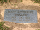 Millard, Mary Catherine