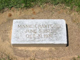 Hunt, Minnie Crawford