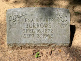 Burrows, Lena Weaver