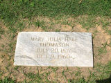 Thomason, Mary Julia Hale