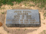 Garner, Josie Royal